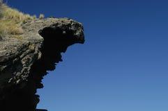 απότομος βράχος Στοκ Φωτογραφίες