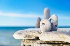 απότομος βράχος Στοκ Εικόνα