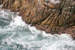 απότομος βράχος alcapulco Στοκ εικόνα με δικαίωμα ελεύθερης χρήσης