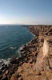 απότομος βράχος antioco sant Στοκ φωτογραφία με δικαίωμα ελεύθερης χρήσης