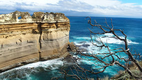 Απότομος βράχος Razorback στοκ φωτογραφίες με δικαίωμα ελεύθερης χρήσης