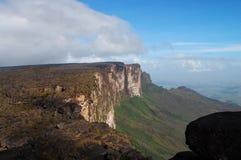 Απότομος βράχος Roraima - Βενεζουέλα Στοκ φωτογραφία με δικαίωμα ελεύθερης χρήσης