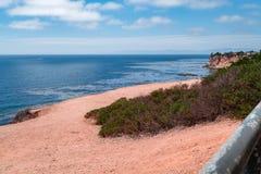 Απότομος βράχος Verdes Palos Στοκ φωτογραφίες με δικαίωμα ελεύθερης χρήσης