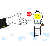 απόφαση - που κάνει τα θετικά αρνητικών ζυγίζοντας επάνω απεικόνιση αποθεμάτων