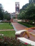 Απόφοιτοι κολλεγίου Plaza στοκ εικόνα με δικαίωμα ελεύθερης χρήσης