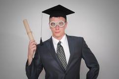 Απόφοιτος φοιτητής στοκ φωτογραφίες