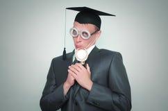 Απόφοιτος φοιτητής στοκ φωτογραφία