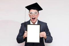Απόφοιτος φοιτητής στοκ εικόνες