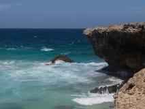 Απόψεις γύρω από το εθνικό πάρκο Αρούμπα Arikok ένα μικρό νησί Καραϊβικής Στοκ εικόνα με δικαίωμα ελεύθερης χρήσης