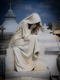 Απόψεις νεκροταφείων γύρω από Otrobanda Στοκ εικόνες με δικαίωμα ελεύθερης χρήσης