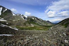 Απόψεις της ερευνητικής κορυφογραμμής Στοκ εικόνα με δικαίωμα ελεύθερης χρήσης
