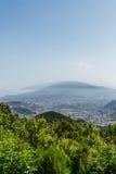 Απόψεις της Νίκαιας κατά μήκος της κίνησης στα TF-134 Tenerife Στοκ φωτογραφία με δικαίωμα ελεύθερης χρήσης