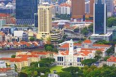Απόψεις της Σιγκαπούρης, Ασία στοκ εικόνες