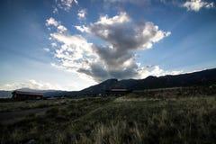 Απόψεις του Κολοράντο στοκ φωτογραφίες με δικαίωμα ελεύθερης χρήσης