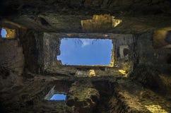 Απόψεις του Castle Στοκ Φωτογραφία