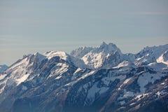 Απόψεις των Άλπεων Appenzell στην Ελβετία στοκ φωτογραφία