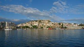 απόψεις ύφους καρτών Στοκ φωτογραφία με δικαίωμα ελεύθερης χρήσης