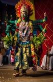 Απόδοση Durga θεών Στοκ Φωτογραφία