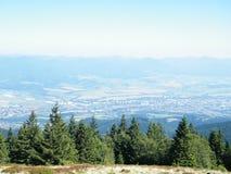 Από τα βουνά στοκ εικόνες