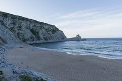 Από την ακτή του langre στοκ εικόνες με δικαίωμα ελεύθερης χρήσης