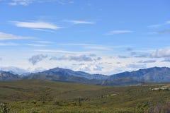 Από την Αλάσκα πεδιάδες στοκ φωτογραφίες