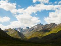 Από την Αλάσκα τοπίο Στοκ εικόνα με δικαίωμα ελεύθερης χρήσης