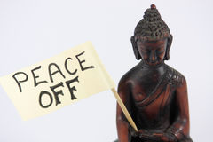 από την ειρήνη Στοκ εικόνες με δικαίωμα ελεύθερης χρήσης