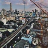 Από την κορυφή της Ταϊλάνδης Στοκ φωτογραφία με δικαίωμα ελεύθερης χρήσης
