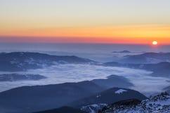 Από την κορυφή Στοκ φωτογραφία με δικαίωμα ελεύθερης χρήσης