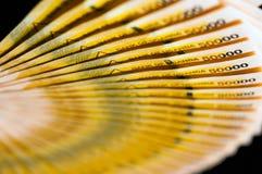 Από την Ουγκάντα τραπεζογραμμάτια 50.000 σελλινιών Στοκ φωτογραφία με δικαίωμα ελεύθερης χρήσης