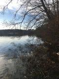 Από τη λίμνη Στοκ Φωτογραφίες