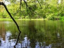 Από τον ποταμό στοκ εικόνες