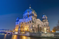 από το Βερολίνο DOM Γερμανία καθεδρικών ναών του Βερολίνου στοκ εικόνα με δικαίωμα ελεύθερης χρήσης