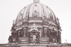 Από το Βερολίνο θόλος καθεδρικών ναών DOM, Βερολίνο Στοκ Εικόνες