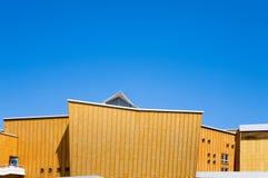 Από το Βερολίνο Philharmonie Στοκ Εικόνες