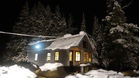 Από το μικροσκοπικό σπίτι πλέγματος στοκ φωτογραφία με δικαίωμα ελεύθερης χρήσης