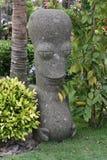 Από το Μπαλί άγαλμα σε υπαίθριο Στοκ Εικόνες