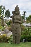 Από το Μπαλί άγαλμα στοκ φωτογραφία