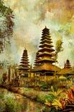 από το Μπαλί ναός απεικόνιση αποθεμάτων