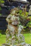 Από το Μπαλί άγαλμα Θεών στο ναό σύνθετο, Μπαλί, Ινδονησία Στοκ Εικόνα