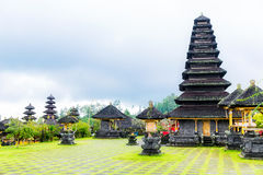 Από το Μπαλί άγαλμα Θεών στο ναό σύνθετο, Μπαλί, Ινδονησία Στοκ φωτογραφία με δικαίωμα ελεύθερης χρήσης
