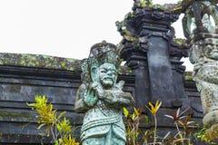 Από το Μπαλί άγαλμα Θεών στο ναό σύνθετο, Μπαλί, Ινδονησία Στοκ φωτογραφίες με δικαίωμα ελεύθερης χρήσης