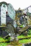 Από το Μπαλί άγαλμα Θεών στο ναό σύνθετο, Μπαλί, Ινδονησία Στοκ εικόνες με δικαίωμα ελεύθερης χρήσης