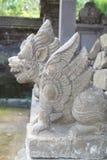 από το Μπαλί άγαλμα παραδο&si Στοκ Φωτογραφίες