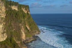 Από το Μπαλί απότομοι βράχοι, Ινδονησία Στοκ Εικόνες