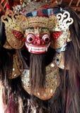 Από το Μπαλί θρησκευτική μάσκα Στοκ εικόνα με δικαίωμα ελεύθερης χρήσης