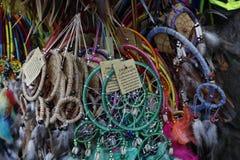 Από το Μπαλί τέχνες ομορφιάς αγοράς Στοκ Φωτογραφία