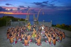 Από το Μπαλί τελετουργικός χορός στοκ εικόνες με δικαίωμα ελεύθερης χρήσης