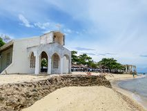 Από το νησί του Κεμπού Pandanon στις Φιλιππίνες στοκ εικόνες με δικαίωμα ελεύθερης χρήσης