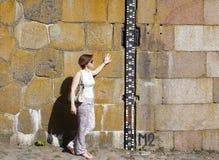 Από το σημάδι νερού Στοκ φωτογραφία με δικαίωμα ελεύθερης χρήσης